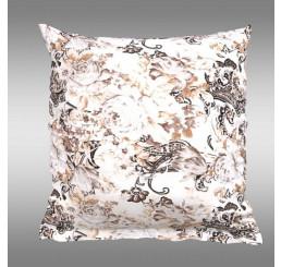Obliečka na vankúš PROVENCE ELENA béžová Bavlna, 40x40 cm