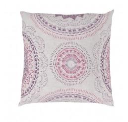 Obliečka na vankúš MANILA fialová Bavlna, 40x40 cm