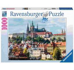 Puzzle Pražský hrad 1000 dielikov