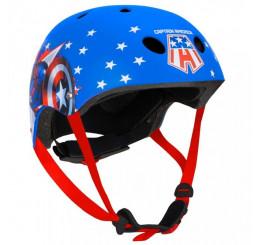 Freestyle detská prilba Kapitán Amerika , veľ. M 54-58 cm