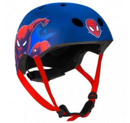 Freestyle detská prilba Spiderman , veľ. M 54-58 cm