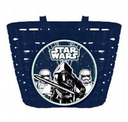 Košík na bicykel Star Wars Stormtrooper Plast, 20 x 13 x 13 cm