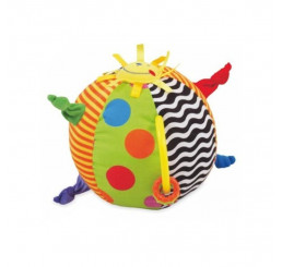 Interaktívny plyšový balón Plyš, 20 cm