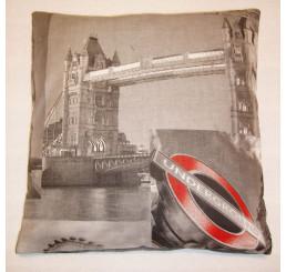Obliečka na vankúšik Londýn 40x40