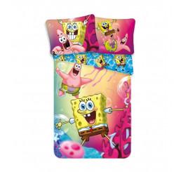 Obliečky SpongeBob 140x200, 70x90