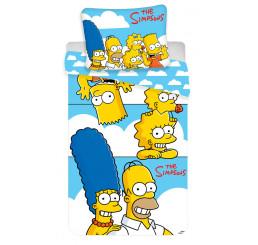 Obliečky Simpsons Family Clouds 140x200