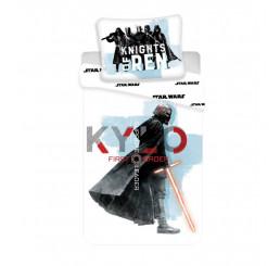 Obliečky Star Wars 9 Knights of Ren Bavlna 140x200, 70x90 cm