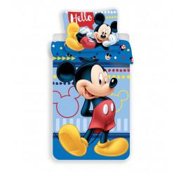 Obliečky Mickey 004 Hello 140x200, 70x90