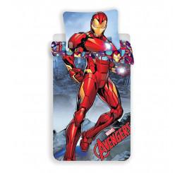 Obliečky Iron Man 140x200, 70x90