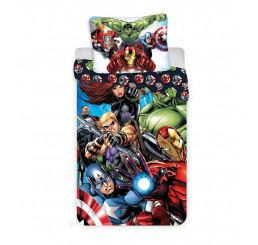 Obliečky Avengers 03 Bavlna, 140x200, 70x90 cm