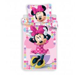 Obliečky Minnie pink 03 140x200, 70x90