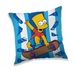 Vankúšik Bart Simpson skater 40x40