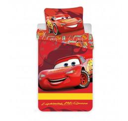Obliečky do postieľky Cars baby McQueen 100x135, 40x60