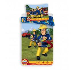 Obliečky Požiarnik Sam 008 baby 100x135, 40x60