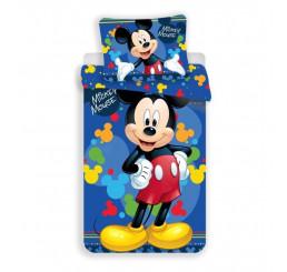 Obliečky Mickey blue 03 micro 140x200, 70x90