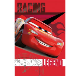Fleece deka Cars legend 100x150