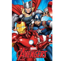 Fleece deka Avengers 2020 100x150