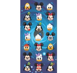 Osuška Disney Emoji 70x140