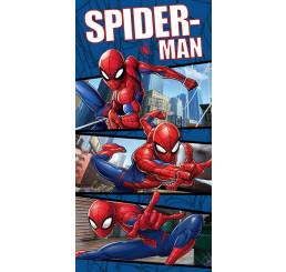 Osuška Spiderman blue 02 70x140