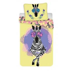 Obliečky Zebra 140x200, 70x90