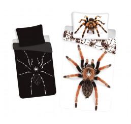 Obliečky Pavúk svietiaci Bavlna 140x200, 70x90 cm