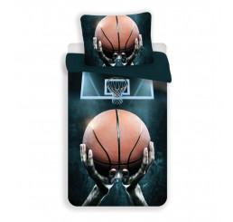 Obliečky Basketball Bavlna 140x200, 70x90 cm