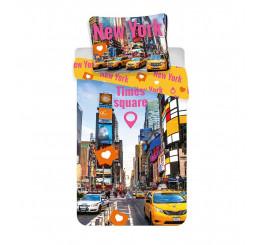 Obliečky Times Square 140x200, 70x90