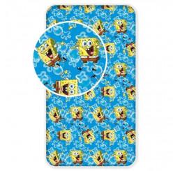 Plachta SpongeBob Bavlna 90x200 cm