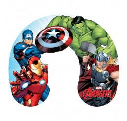 Cestovný vankúšik Avengers Polyester, 1x28x33 cm