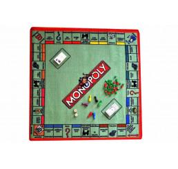 Detský koberec Monopoly Polypropylén 92x92 cm