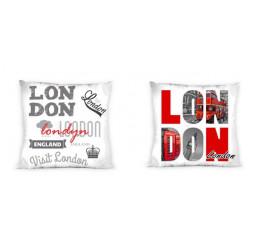 Obliečka na vankúšik Londýn Polyester, 40x40