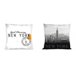 Obliečka na vankúšik New York Polyester, 40x40