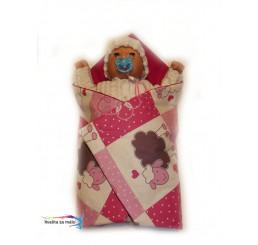 Rýchlozavinovačka pre bábiky Ovečky