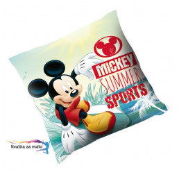 Vankúšik Mickey Summer 40x40