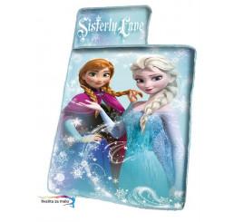 Spací set Ľadové Kráľovstvo Frozen 127x55