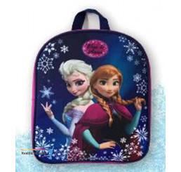 Detský ruksak Ľadové Kráľovstvo Frozen sestry 24 cm