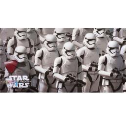 Osuška Star Wars VII Stormtrooper froté 70x140