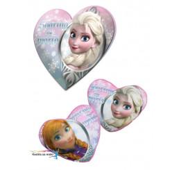 Vankúšik srdce Ľadové Kráľovstvo Frozen 40cm ES-436484
