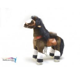 Jazdiaci kôň Chocolate Horse do 25 kg