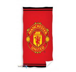 Detský uteráčik Manchester United logo 40x60