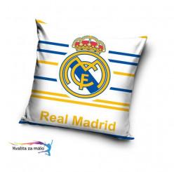Obliečka na vankúšik Real Madrid prúžky 40x40
