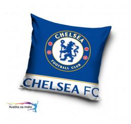 Obliečka na vankúšik Chelsea biely prúžok 40x40