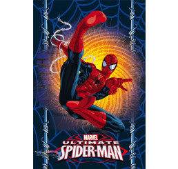 Deka fleece Spiderman 100x150