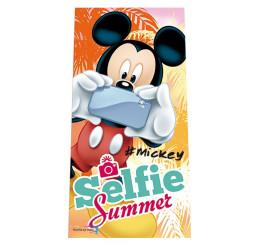 Osuška Mickey Selfie 70x140
