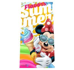 Osuška Minnie zmrzlina 70x140