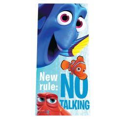 Osuška Hľadá sa Dory Nemo 70x140