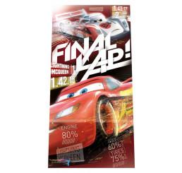 Osuška Cars Final 70x140