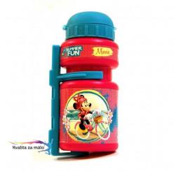 Cyklo fľaša na pitie Minnie Mouse