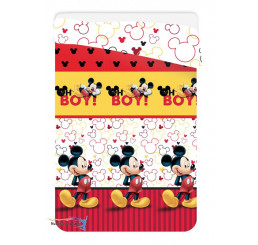 Prešívaná deka Mickey 180x260