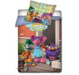 Obliečky Sesame Street School